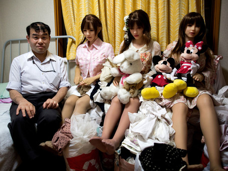 What Are Some Of The Alternative Uses For Sex Dolls?