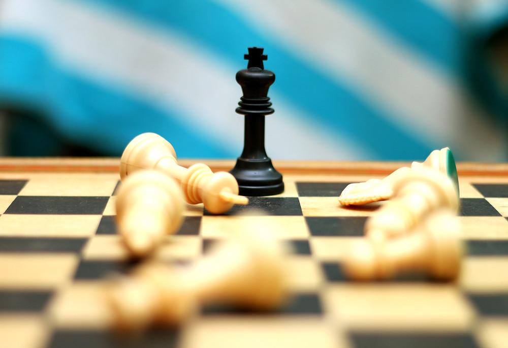 Jeu d'échecs.