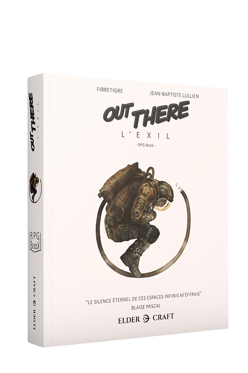 OUT THERE : Grand Format - L'Exil