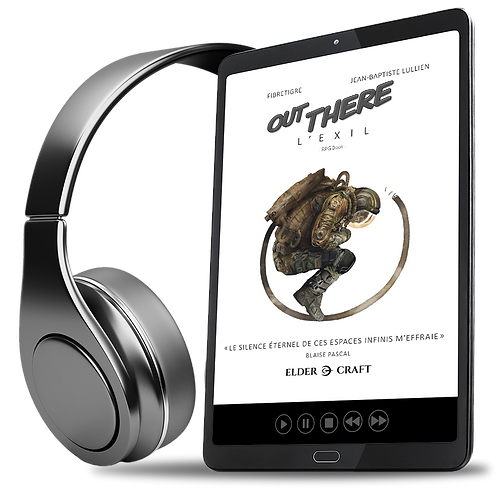 OUT THERE : [MP3] - L'Exil  RPG Audio BOOK
