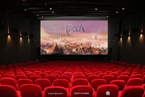 Aria Live - Le Grand Final - UGC Paris 19 - 16/10/2020