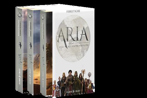 [ePub] ARIA - Coffret 3 Livres : Ceci est votre histoire