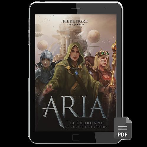 ARIA : [PdF] - La couronne, le sceptre, et l'orbe.