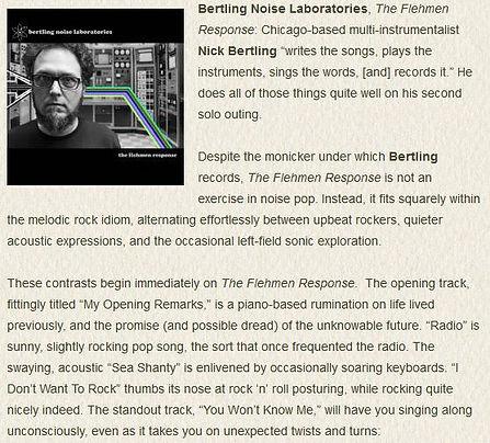 pop goes crunch bertling noise laboratories review