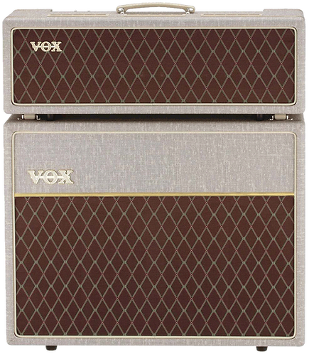 AC30 HAND-WIRED HEAD/CAB