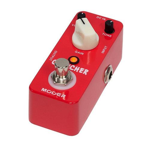Mooer Cruncher High Gain Distortion Micro Guitar Effects Pedal