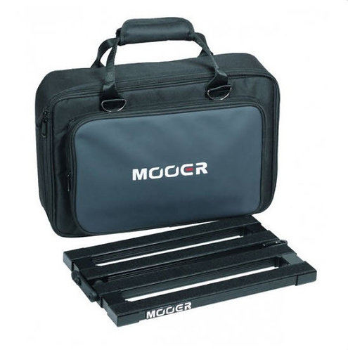 Mooer Folding Pedal Board for up to 10 Pedals