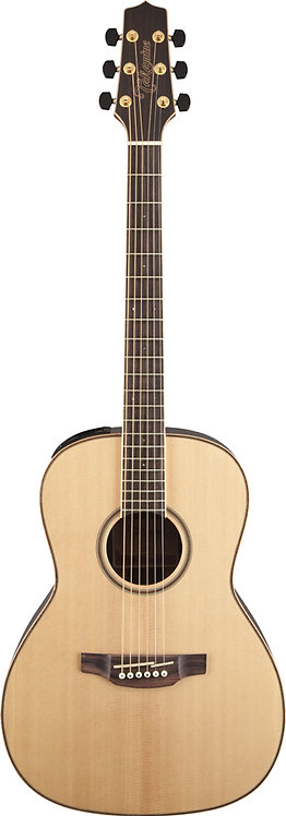 TAKAMINE G90 SERIES NEW YORKER AC/EL GUITAR IN NATURAL WITH 3 PCE BACK