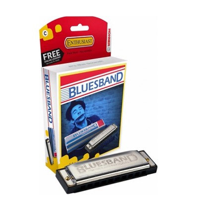 Hohner Blues Band 559/20 Harmonica Key of C