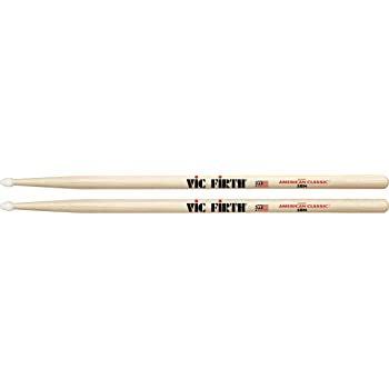Vic Firth 5B Nylon Tip Drumsticks