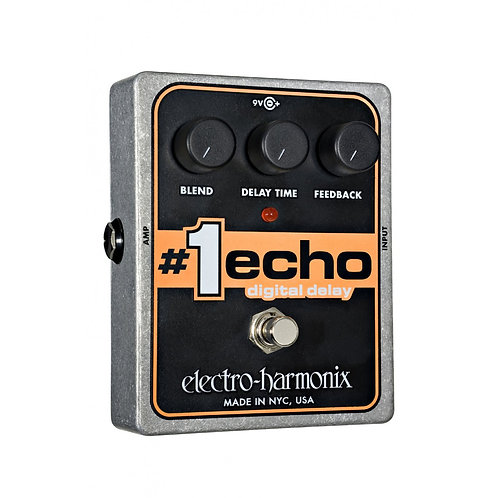 ELECTRO HARMONIX #1 ECHO DIGITAL DELAY PEDAL