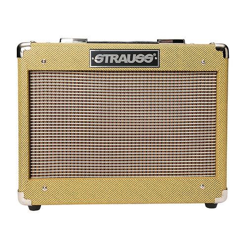 Strauss SVT-10 10 Watt Combo Valve Amp (Tweed)