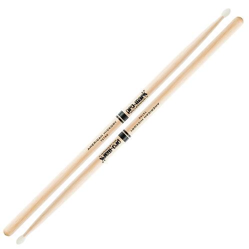 Promark 7A Hickory Nylon Tip Drumsticks