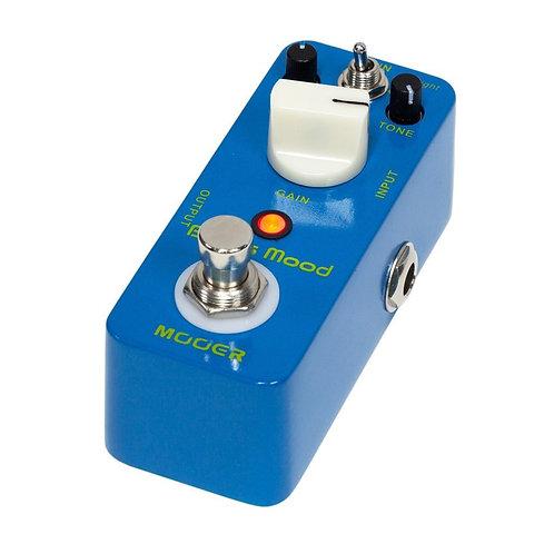 Mooer Blues Mood Classic Blues Overdrive Micro Guitar Effects Pedal