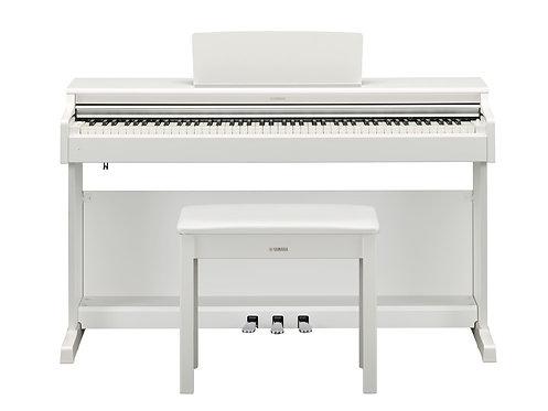 YAMAHA ARIUS YDP164WH DIGITAL PIANO