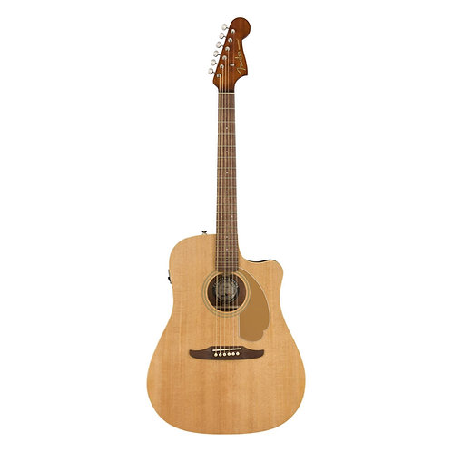 FENDER REDONDO PLAYER ACOUSTIC GUITAR WITH WALNUT FINGERBOARD