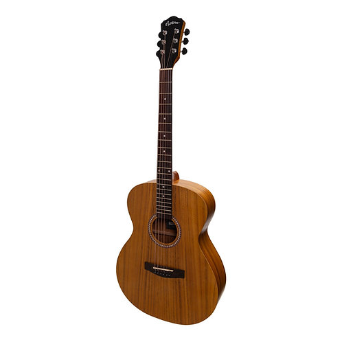 Martinez '25 Series' 000-Size Acoustic With Pickup, EQ & Tuner (MF-25PT-NST)