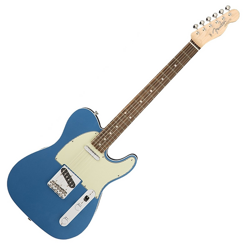 FENDER AMERICAN ORIGINAL '60S TELECASTER LAKE PLACID BLUE