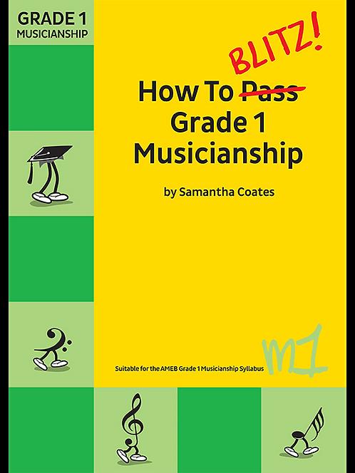 How to Blitz Musicianship
