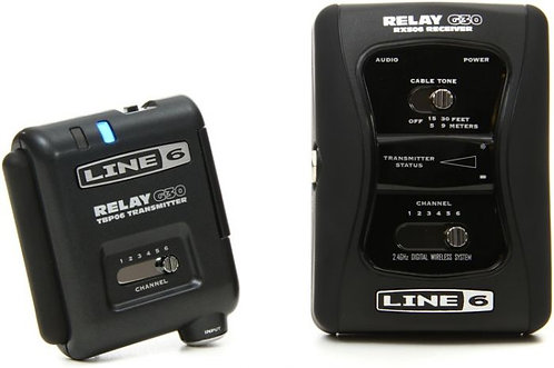 RELAY G30 DIGITAL GUITAR WIRELESS SYSTEM (Line 6)