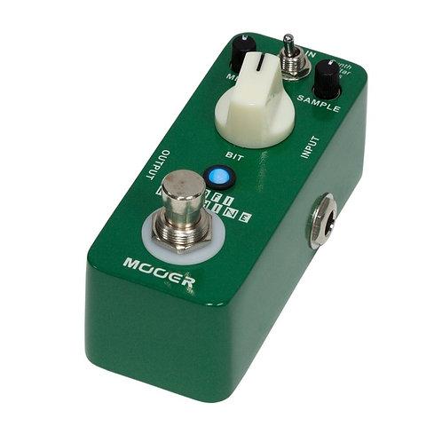 Mooer LoFi Machine Sample Reducing Micro Guitar Effects Pedal