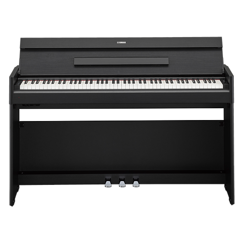 YDPS54B SLIMLINE ARIUS DIGITAL PIANO BLACK