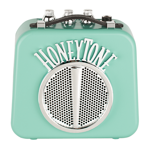 Danelectro Honeytone N-10 Mini Guitar Amp - Aqua