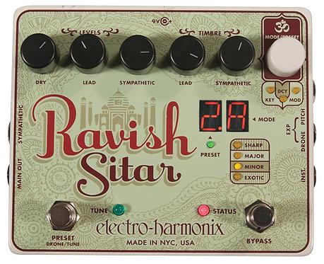 ELECTRO HARMONIX RAVISH SITAR PEDAL