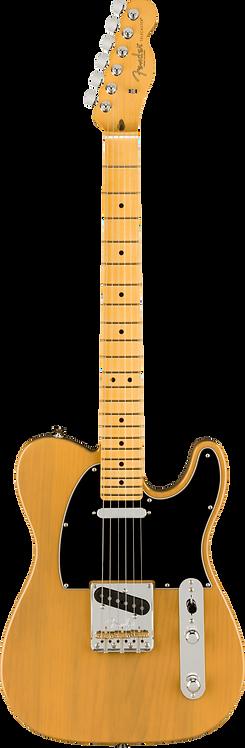Fender American Professional II Tele Maple Fingerboard (Butterscotch Blonde)