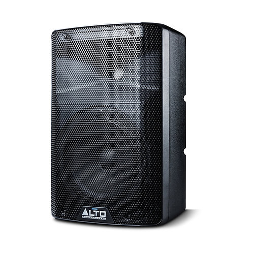 "ALTO TX208W: 300w 8"" Active Loudspeaker"