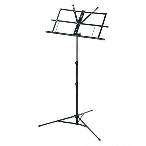 Armour MS3127BK Student Music Stand w/Bag Black