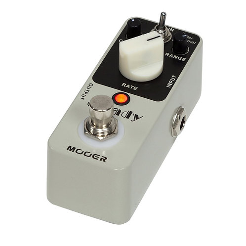 Mooer Elec Lady Analog Flanger Micro Guitar Effects Pedal