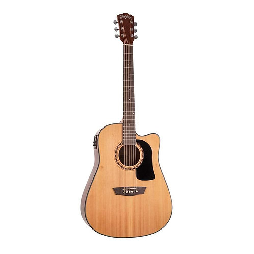 Washburn AD5CEBPACK Acoustic/Electric Guitar Pack Apprentice