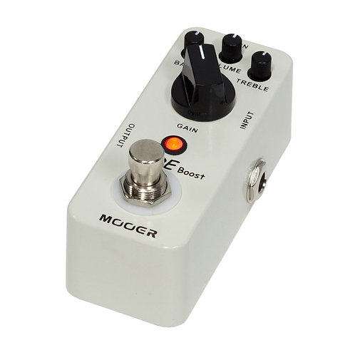 Mooer Boost Micro Guitar Effects Pedal