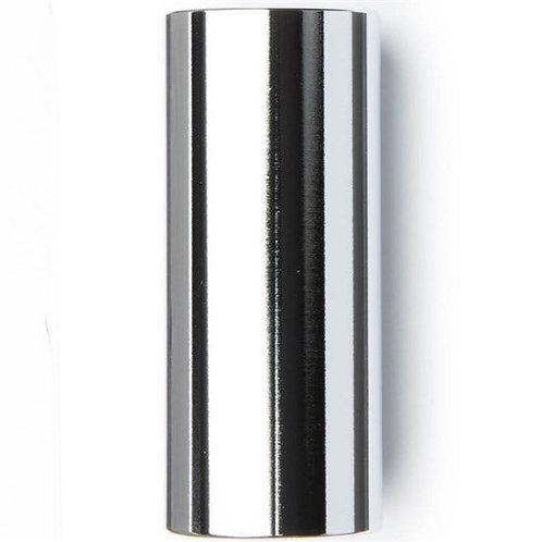 Dunlop Chrome Steel Slide - Medium Length, Medium Wall, Medium Diameter (220)