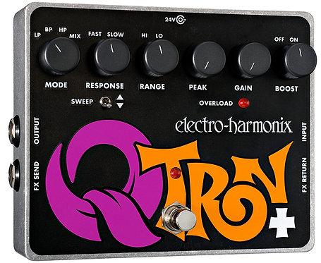 ELECTRO HARMONIX Q-TRON PLUS ENVELOPE W/ LOOPS PEDAL