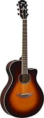 "Yamaha APX600 OVS ""Old Violin Sunburst"""