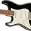 Thumbnail: FENDER PLAYER STRATOCASTER ELECTRIC GUITAR LEFT HANDED -BLACK
