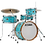 Thumbnail: Tama Club-JAM Compact Drum Kit W/Cymbal Holder - Aqua Blue