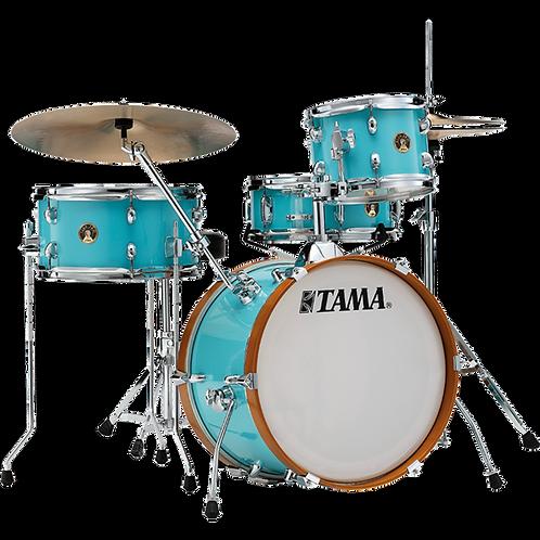 Tama Club-JAM Compact Drum Kit W/Cymbal Holder - Aqua Blue