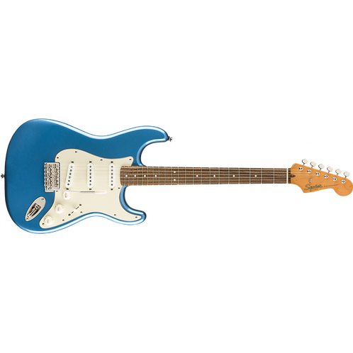 SQUIER CLASSIC VIBE 60S STRATOCASTER LRL LAKE PLACID BLUE
