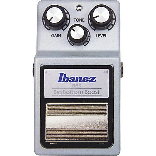 IBANEZ BB9 BOOSTER PEDAL