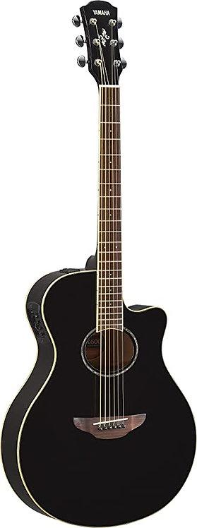 Yamaha APX-600 BL Black