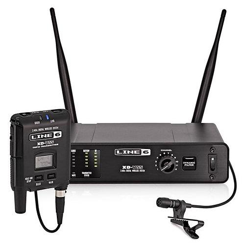 XD-V55L DIGITAL VOCAL WIRELESS LAVALIER SYSTEM (Line 6)