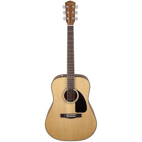 Fender CD-60 Dreadnought V3 Acoustic Guitar Walnut Fingerboard (Natural)