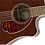 Thumbnail: Fender California Player Redondo Walnut Dreadnought Acoustic Electric Guitar