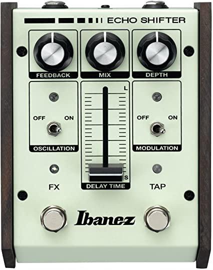 IBANEZ ES2 ECHO SHIFTER DELAY