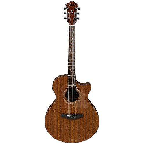 Ibanez AE295 LGS Acoustic Guitar Natural Low Gloss