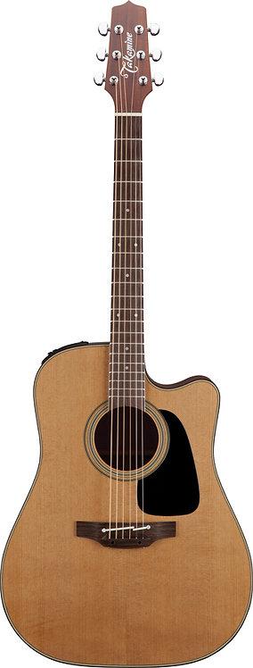 Takamine Pro Series 1 Dreadnought AC/EL Guitar with Cutaway