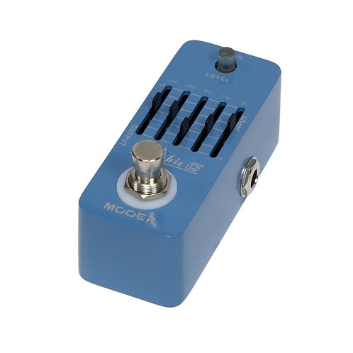 Mooer Graphic G EQ Micro Guitar Effects Pedal